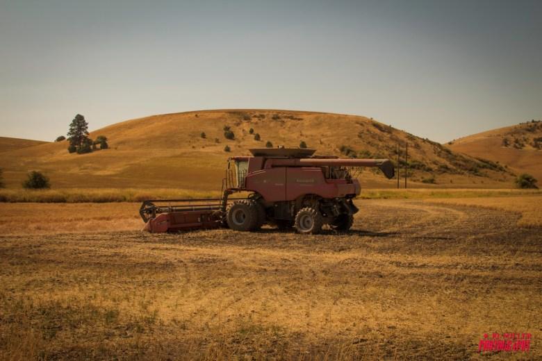 Palouse WA Farm Implement