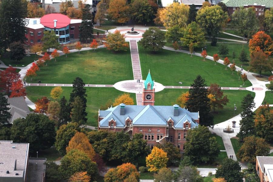 University of Montana Courtyard
