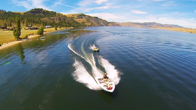 Lincoln County Economic Development Council Lake Roosevelt Promotional Commercial Video