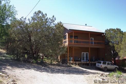 La nouvelle maison des propriétaires (pour voir la maison Walker, utiliser le lien dans l'article)