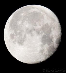 Pleine lune de Grand Isle