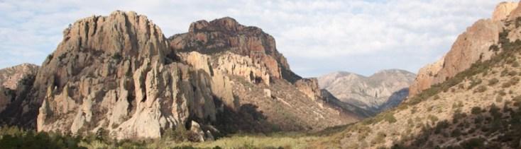 L'entrée de Cave Creek Canyon