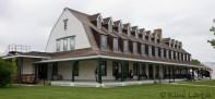 Le Sheridan Inn dont Buffalo Bill a été un des propriétaires