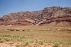 Sur la route 89, dans la réserve Navajo