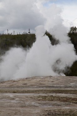 Geyser Old Faithful