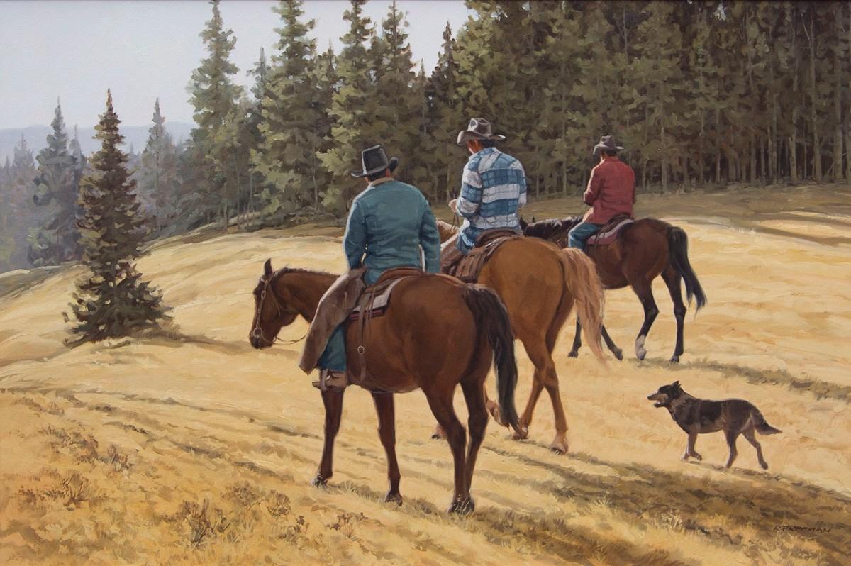 Returning riders