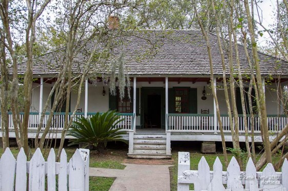 Maison Buller-Style Créole Vermilionville