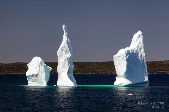 L'Iceberg de Upper Amherst Cove
