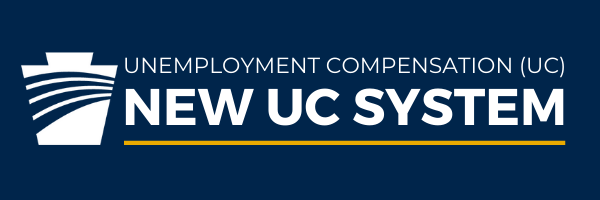 UC Logo - New Unemployment Compensation (UC) Information for Employers
