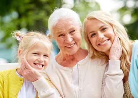 family image - Seniors