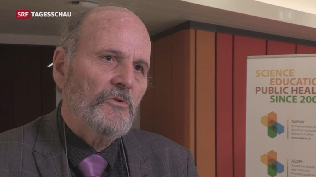 Prof. Rudolf Brenneisen