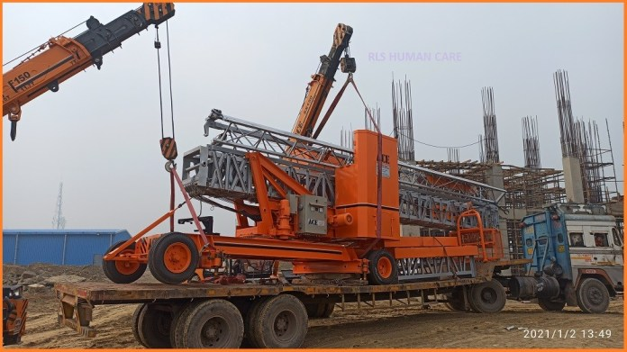 SAFETY IN RIGGING AND MATERIAL HANDLING
