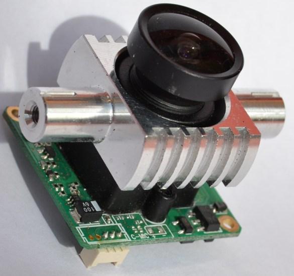optical sensor safety device