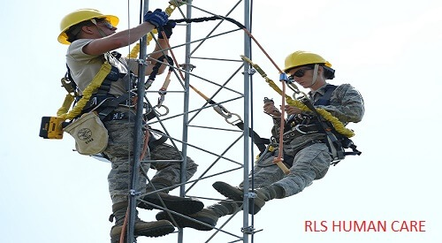ANSI Specifications :CAPACITY OF SAFETY HARNESS