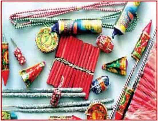 Safety for safe diwali
