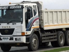 Truck safety, dumper safety