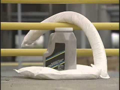 oil spillage control equipment