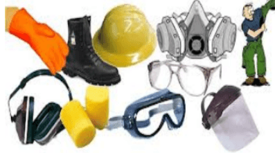 PPE for construction site