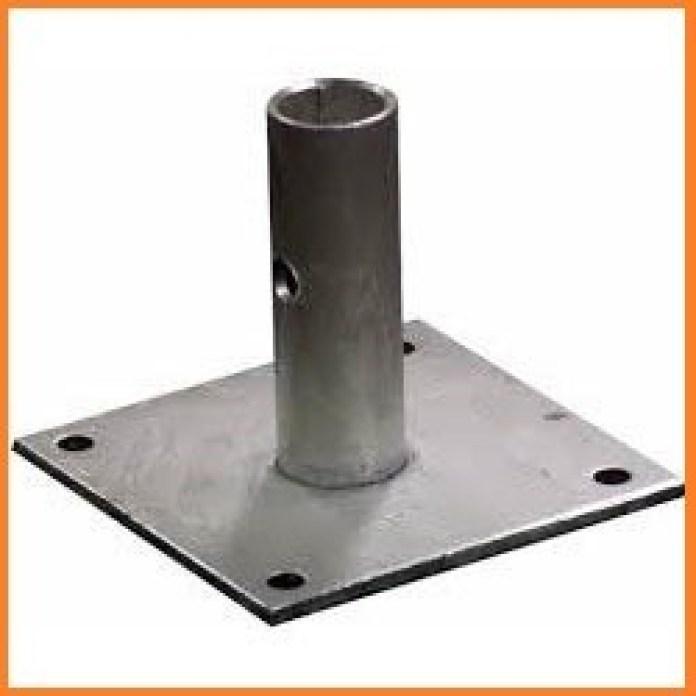 Base Plate of Scaffolding
