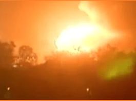 SURAT ONGC FIRE