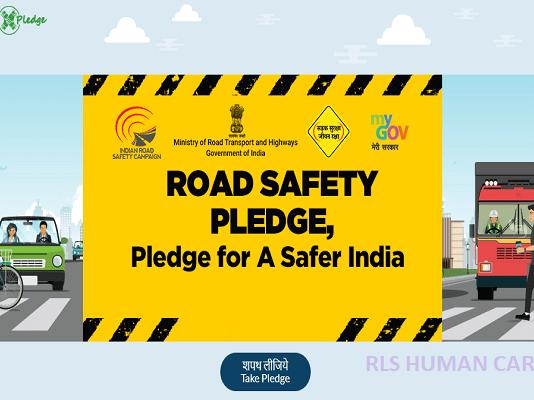 ROAD SAFETY PLEDGE