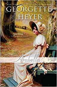 Arabella - a book like Pride and Prejudice