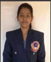 3. Ms. Swati Yavad B.Sc.III Colour Coat in Taekwondo & Wrestling
