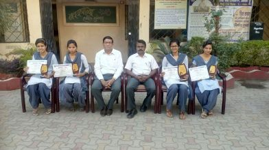 The winners of Avishkar Competition
