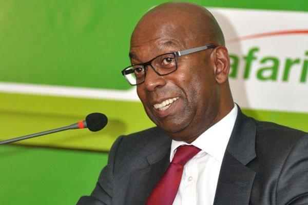 SAFARICOM CEO BOB COLLYMORE DIES AT 61