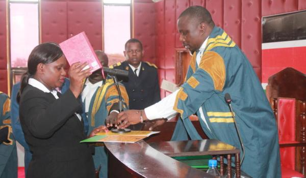 Homa Bay MCAs impeach County Assembly Speaker and Majority Leader