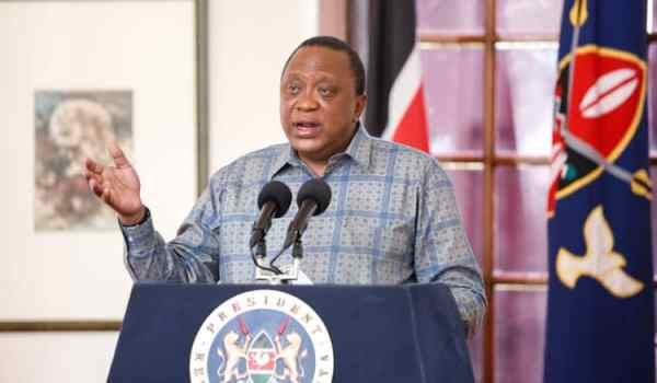 President Uhuru Kenyatta's awaited address to the state concerning COVID-19 measures