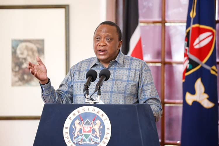 President Uhuru Kenyatta has called for more trade and investment deals among member countries of the Organization of African.
