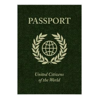 grüner Pass Individuelle Einladung