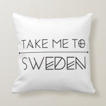 Kussen - Take me to Sweden