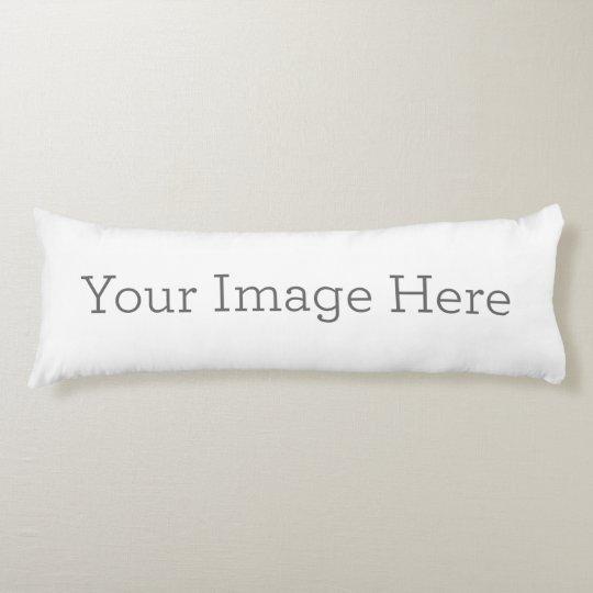 custom brushed polyester body pillow 50 8 cm x 137 2 cm