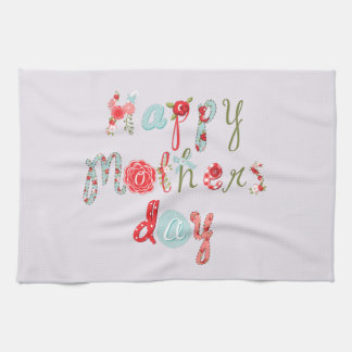 Mothers Day Kitchen Towels, Mothers Day Kitchen Towel Designs