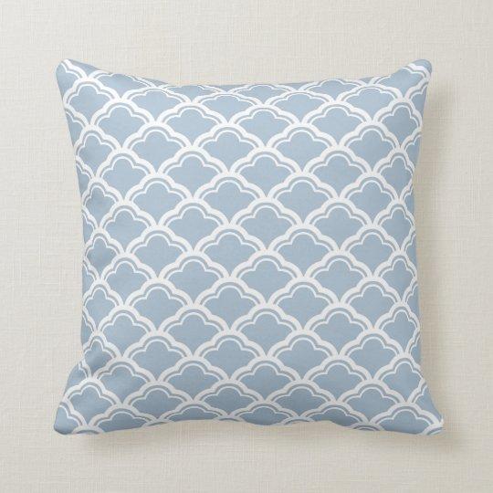 Throw Pillows Light Blue