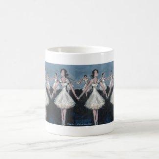Giselle coffee mug