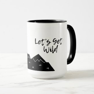 Let's Get Wild, Mountain Mug