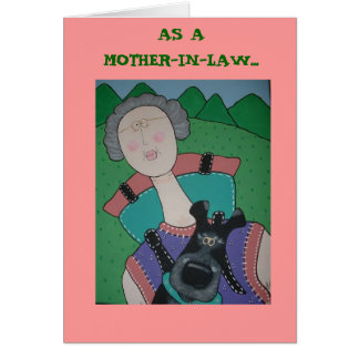 Mother In Law Cards, Photocards, Invitations & More