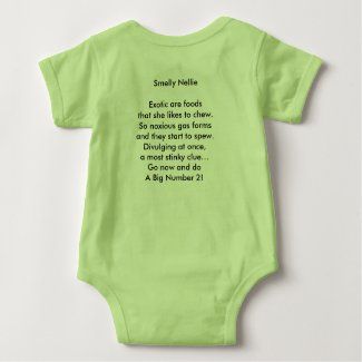 Smelly Nellie Bodysuit