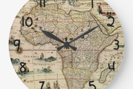 Africa map clock path decorations pictures full path decoration amazon com globe wall clock world map atlas geography teacher gift globe wall clock world map atlas geography teacher gift coat of arms of the gambia large gumiabroncs Image collections