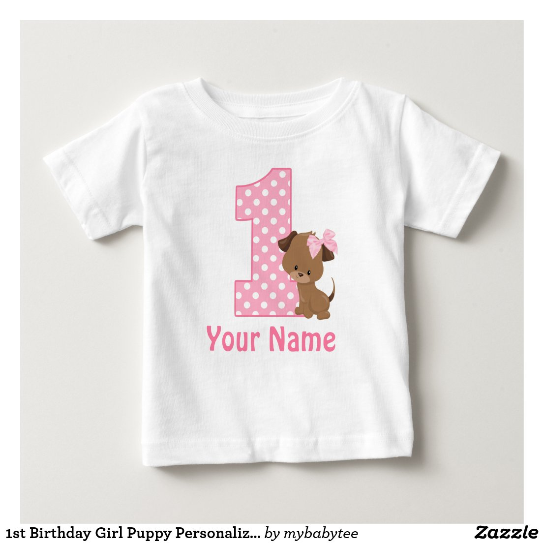 1st Birthday T Shirt