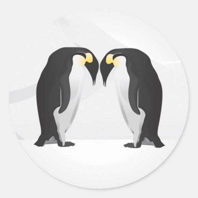 Penguins Stickers