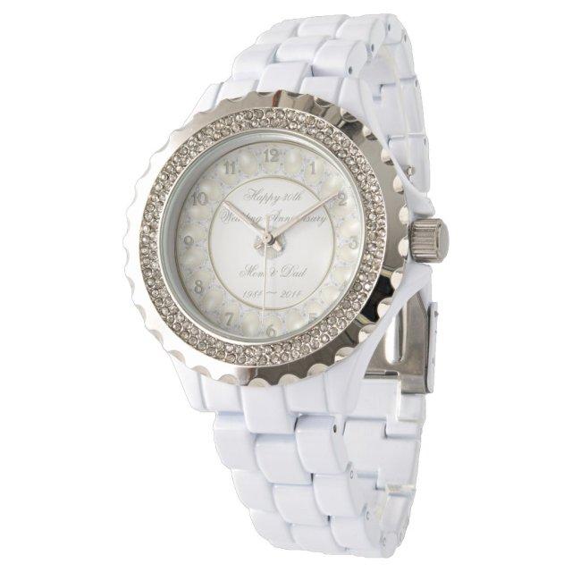 30th Wedding Anniversary Watch