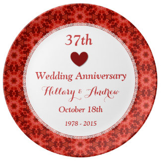 37th Wedding Anniversary Gifts - T-Shirts, Art, Posters ...