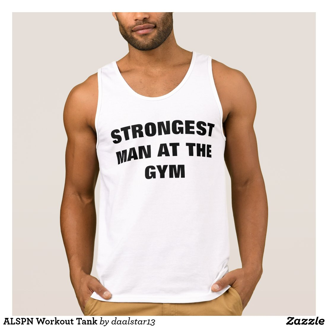 ALSPN Workout Tank