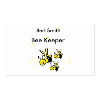 Artwork bees with text boxes customize-able