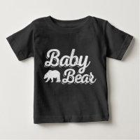 Baby Bear Baby T-Shirt