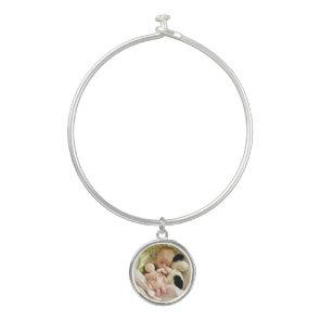 Baby Photo  Charm Bracelet